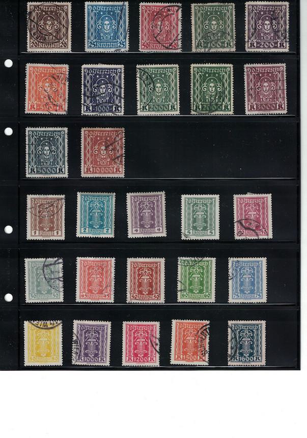 Einschätzung Sammlung Europa geschätzt 1850-1930 Cci18053