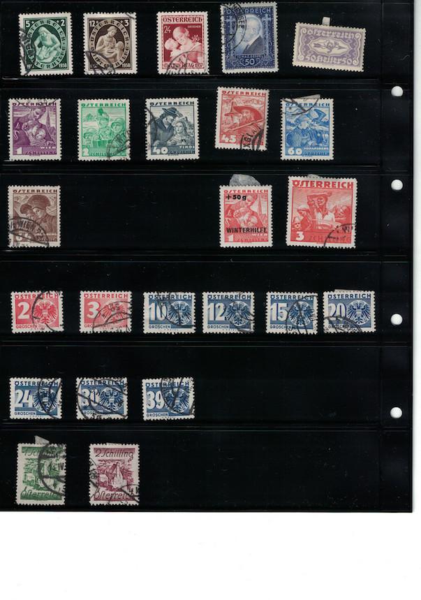 Einschätzung Sammlung Europa geschätzt 1850-1930 Cci18054