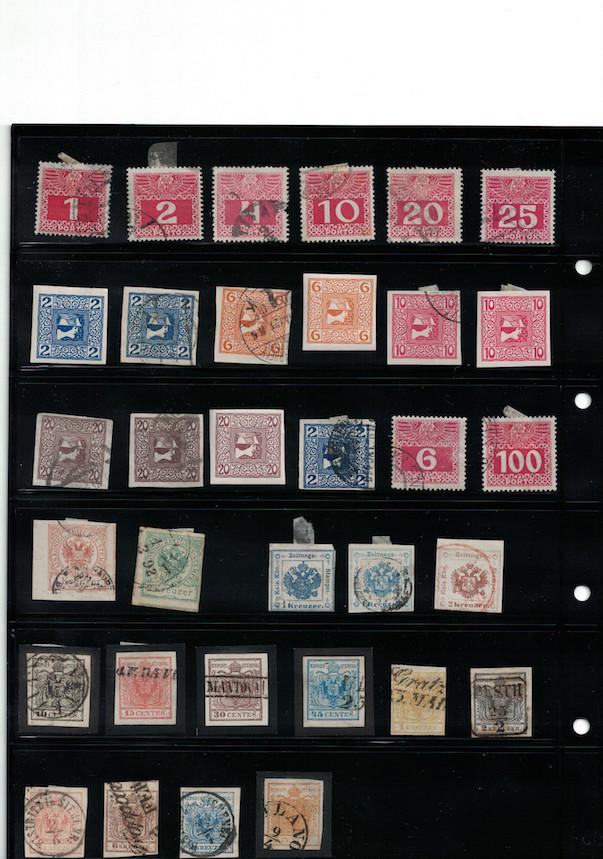 Einschätzung Sammlung Europa geschätzt 1850-1930 Cci18055
