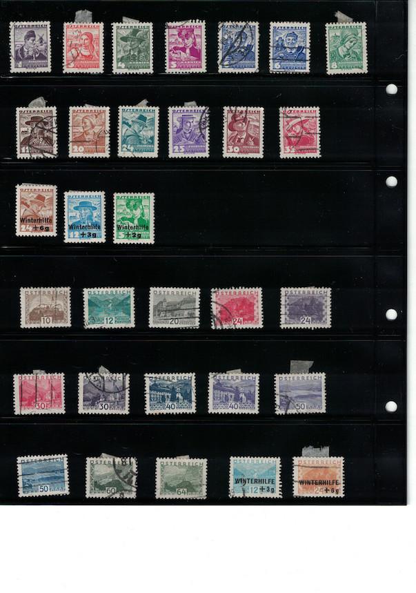 Einschätzung Sammlung Europa geschätzt 1850-1930 Cci18058