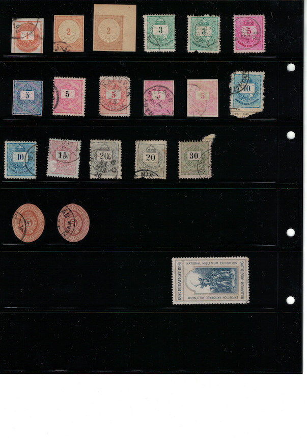 Einschätzung Sammlung Europa geschätzt 1850-1930 Cci18060