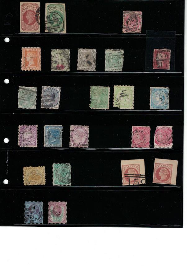Einschätzung Sammlung Europa geschätzt 1850-1930 Cci18064