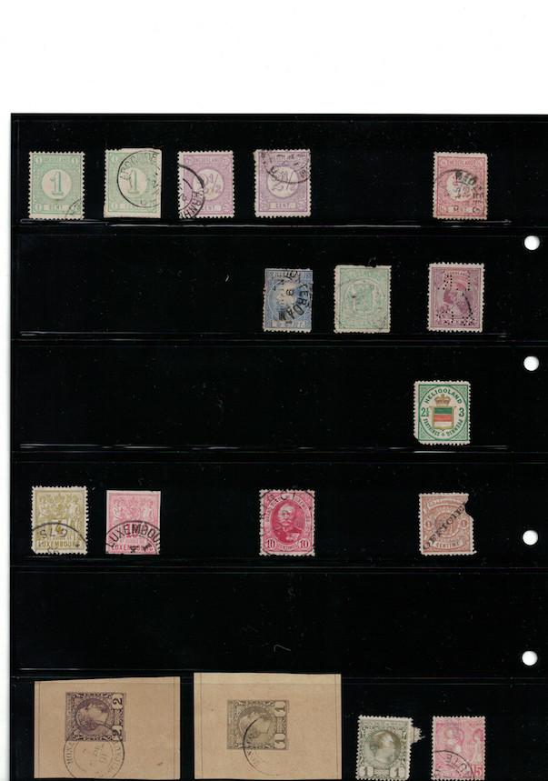 Einschätzung Sammlung Europa geschätzt 1850-1930 Cci18065