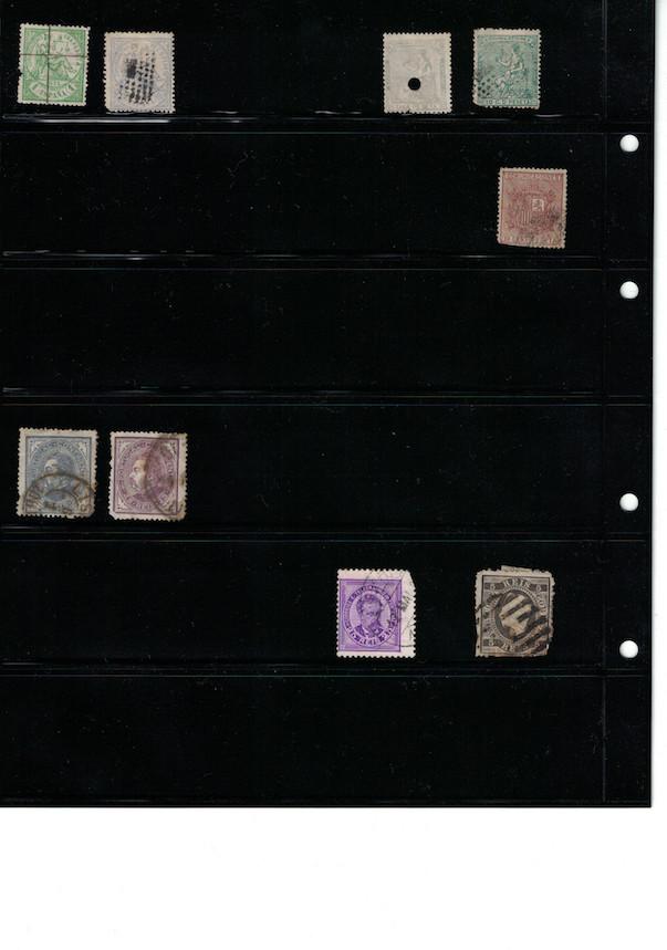 Einschätzung Sammlung Europa geschätzt 1850-1930 Cci18067