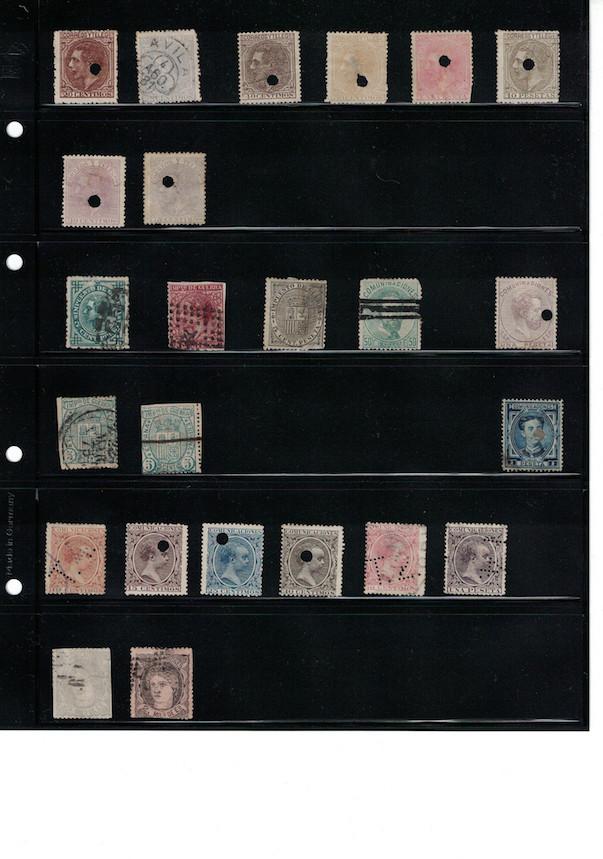 Einschätzung Sammlung Europa geschätzt 1850-1930 Cci18069
