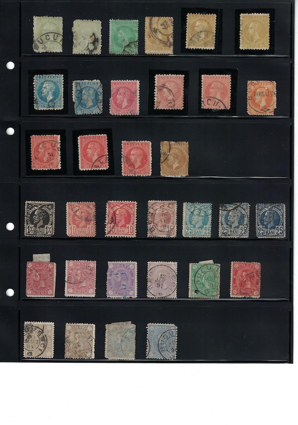 Einschätzung Sammlung Europa geschätzt 1850-1930 Cci18072