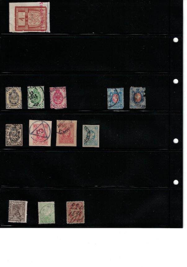 Einschätzung Sammlung Europa geschätzt 1850-1930 Cci18073