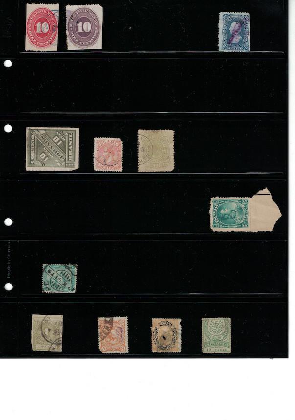 Einschätzung Sammlung Europa geschätzt 1850-1930 Cci18076