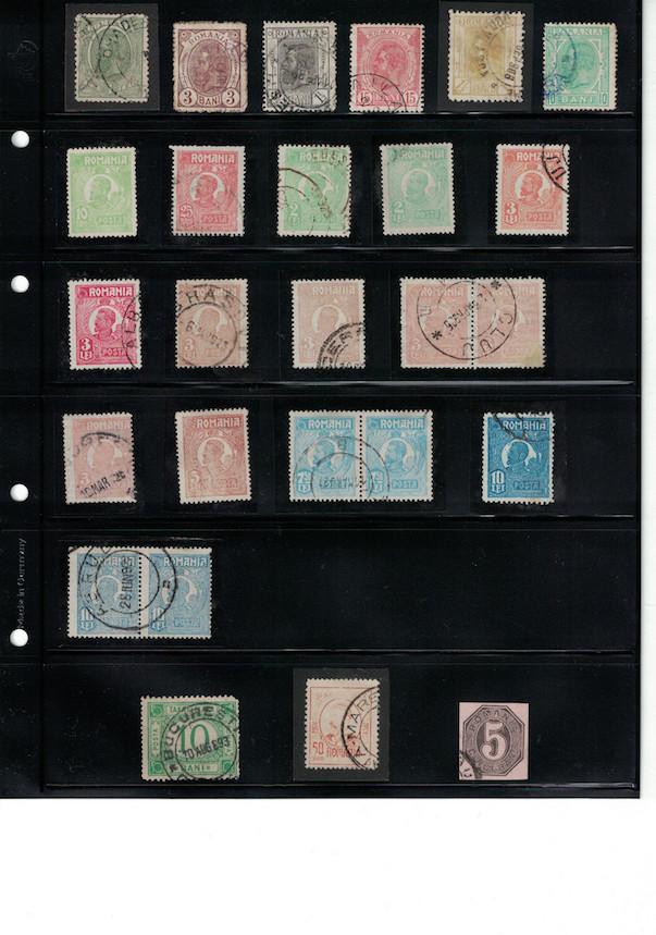 Einschätzung Sammlung Europa geschätzt 1850-1930 Cci18077