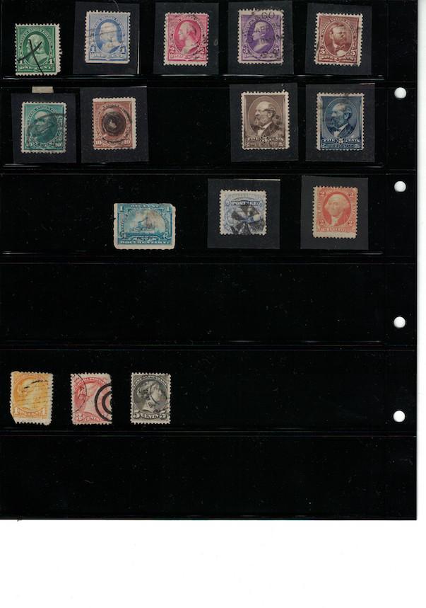 Einschätzung Sammlung Europa geschätzt 1850-1930 Cci18078