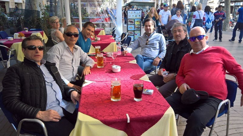 COMARRISCOS EM IBIZA!!! Wp_20142