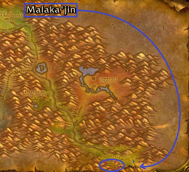 Histoire et Panthéon du Totem de sang Malaka12