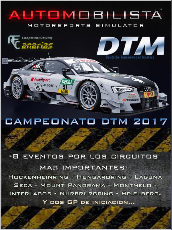 CAMPEONATO DTM Dt-m2010