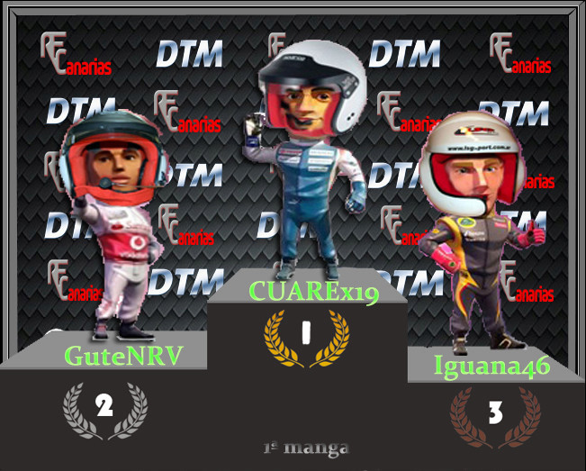 2º GP OFICIAL DTM Dtm20110