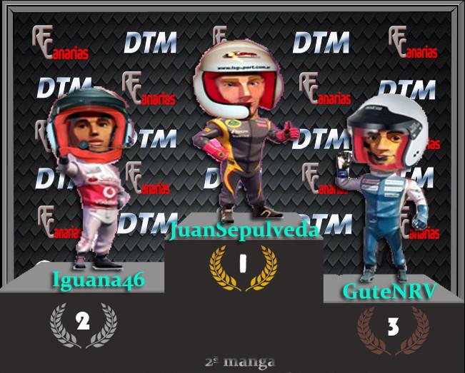 2º GP OFICIAL DTM Dtm20111