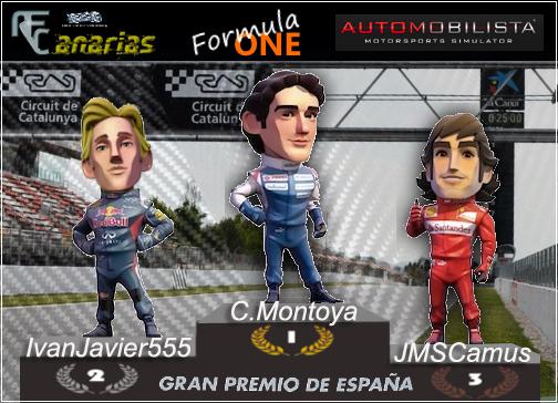 Presentacion GP oficial Montmelo F1-2017 Podium15