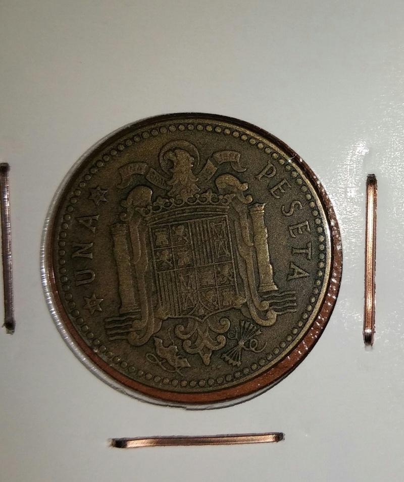 1 peseta 1947.Estado Español. Opinión sobre estado de conservación Revers10