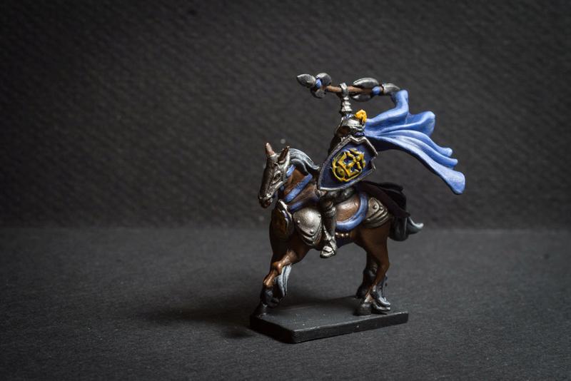 Peinture d'une figurine step by step _dsc5523