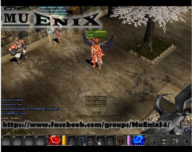 [SEASON 4] Mu-Enix 21-04-17 Reinauguracion  Tonone13