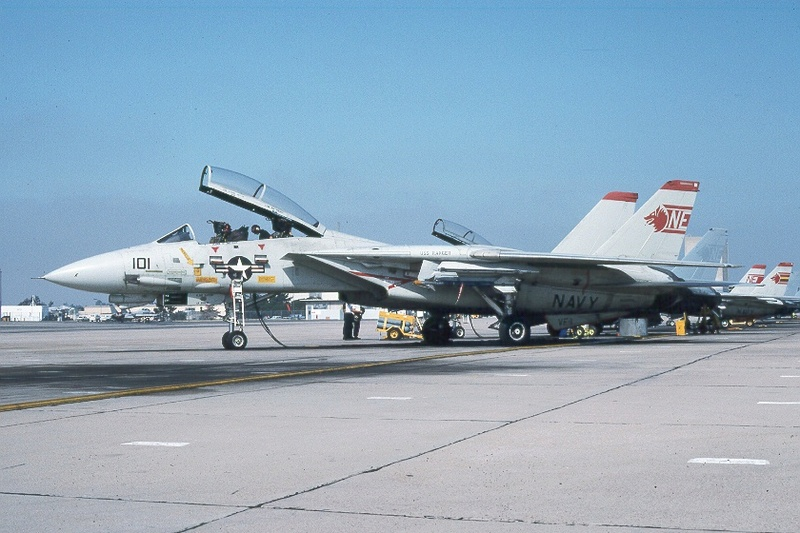 F-14A Tomcat Wolfpack 1/72 Academy(noooot) 16259912