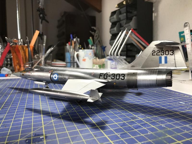 F-104G Starfighter  HAF οπως μας παραδωθηκαν 2017-023