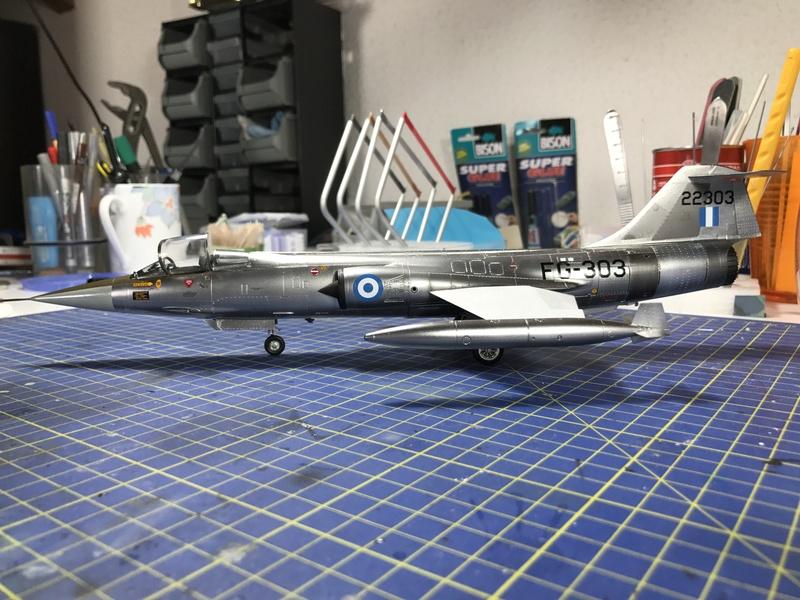 F-104G Starfighter  HAF οπως μας παραδωθηκαν 2017-025