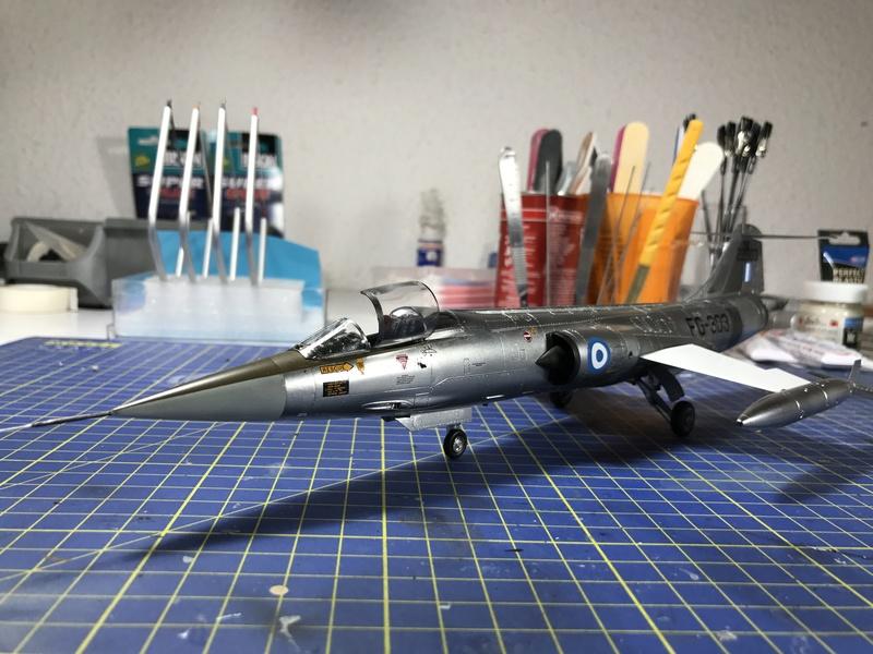 F-104G Starfighter  HAF οπως μας παραδωθηκαν 2017-026