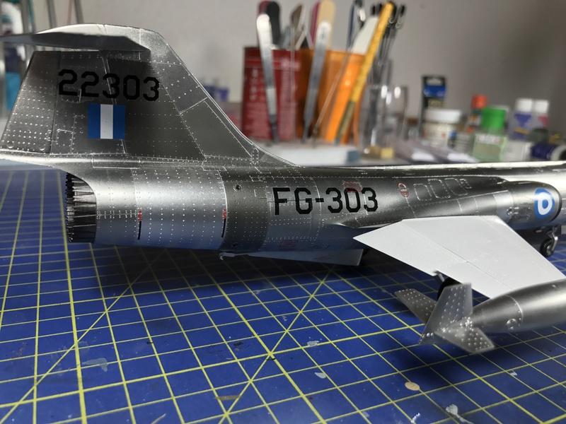F-104G Starfighter  HAF οπως μας παραδωθηκαν 2017-027