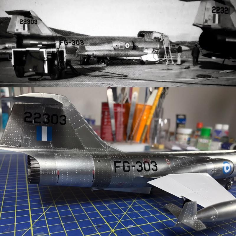 F-104G Starfighter  HAF οπως μας παραδωθηκαν 2017-028
