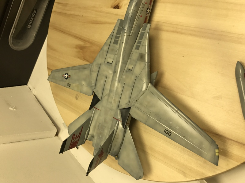 F-14A Tomcat Wolfpack 1/72 Academy(noooot) 2017-040