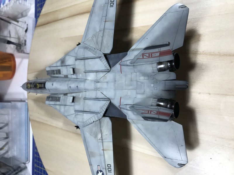 F-14A Tomcat Wolfpack 1/72 Academy(noooot) 2017-061