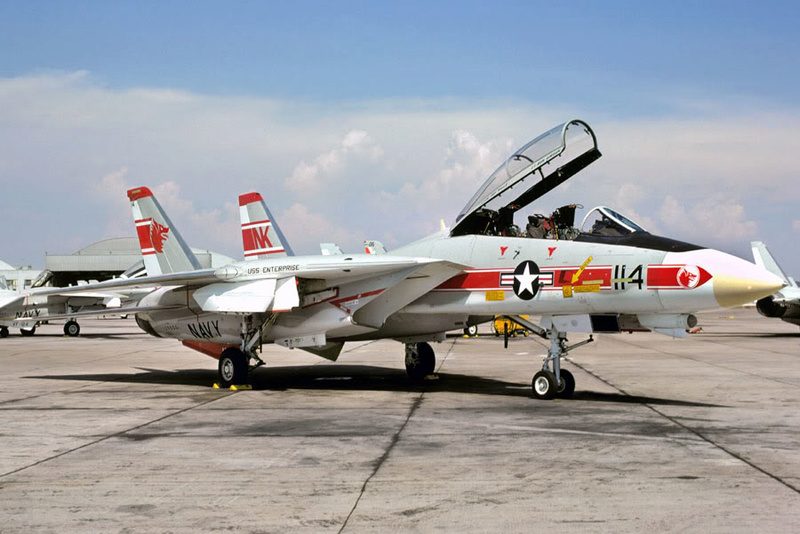 F-14A Tomcat Wolfpack 1/72 Academy(noooot) 7a466912