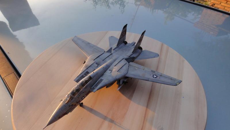 F-14A Tomcat Wolfpack 1/72 Academy(noooot) Dsc01011
