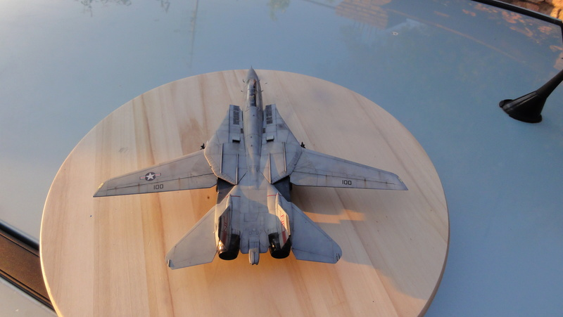 F-14A Tomcat Wolfpack 1/72 Academy(noooot) Dsc01016