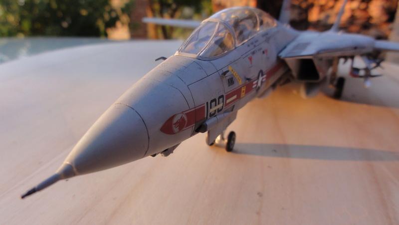 F-14A Tomcat Wolfpack 1/72 Academy(noooot) Dsc01017