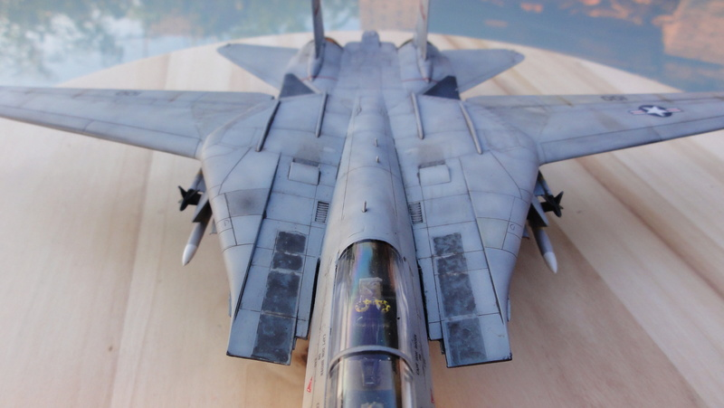 F-14A Tomcat Wolfpack 1/72 Academy(noooot) Dsc01020