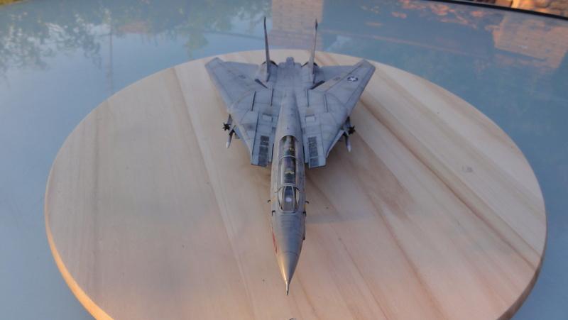 F-14A Tomcat Wolfpack 1/72 Academy(noooot) Dsc01021