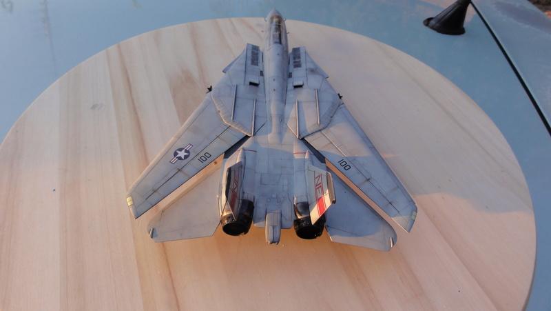 F-14A Tomcat Wolfpack 1/72 Academy(noooot) Dsc01024