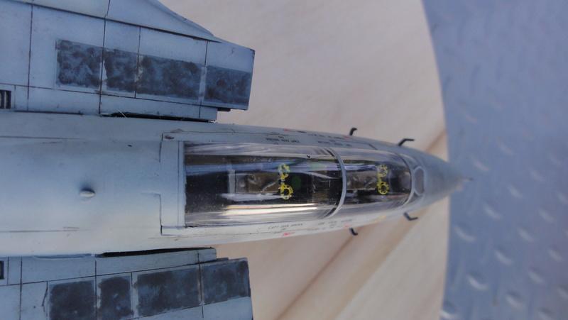 F-14A Tomcat Wolfpack 1/72 Academy(noooot) Dsc01031