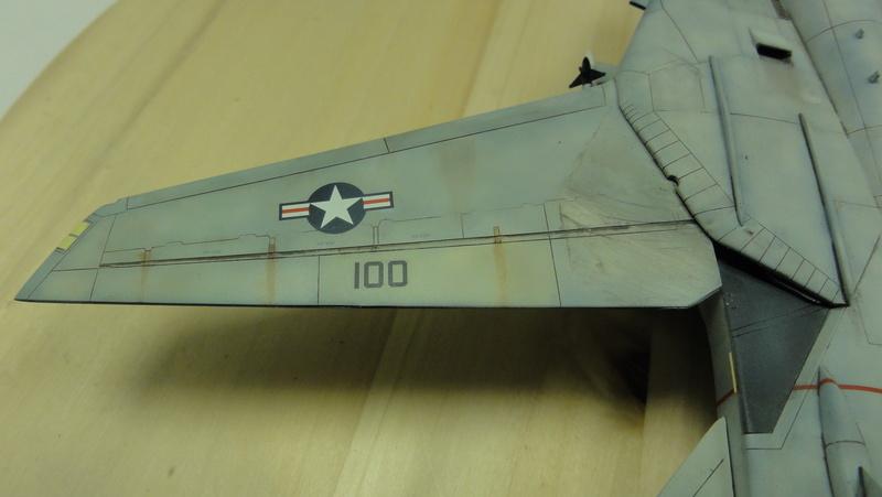 F-14A Tomcat Wolfpack 1/72 Academy(noooot) Dsc01035