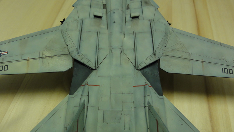 F-14A Tomcat Wolfpack 1/72 Academy(noooot) Dsc01039