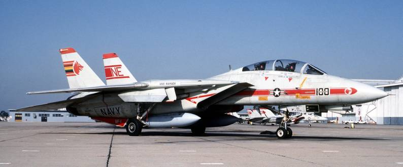 F-14A Tomcat Wolfpack 1/72 Academy(noooot) Image012