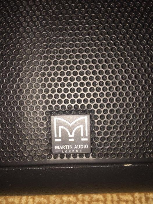 Vand monitor Martin Audio London LE1200LS Img_1116