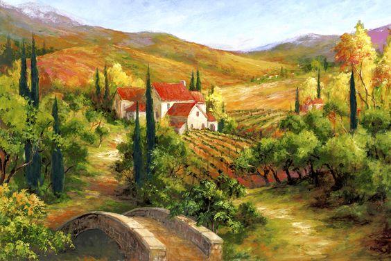 Tous les paysages en peinture. - Page 9 492cfa10