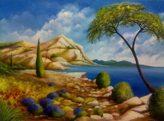 Tous les paysages en peinture. - Page 9 6dd28e10