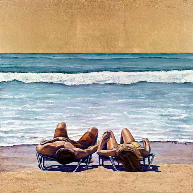 C'est l'été ... - Page 15 Couple10