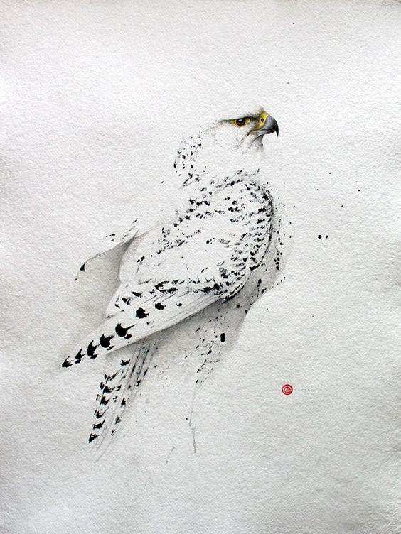 Les animaux peints à l'AQUARELLE - Page 7 D076eb10