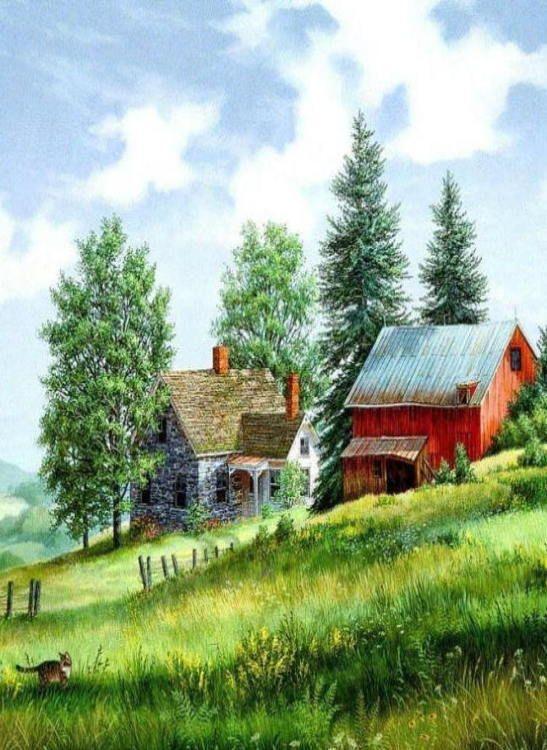 Tous les paysages en peinture. - Page 8 E6f03810