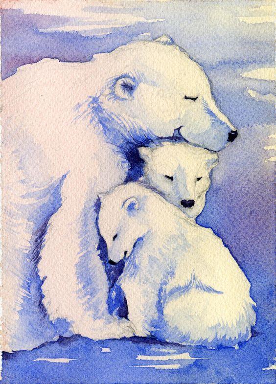 Les animaux peints à l'AQUARELLE - Page 7 F31cfb10