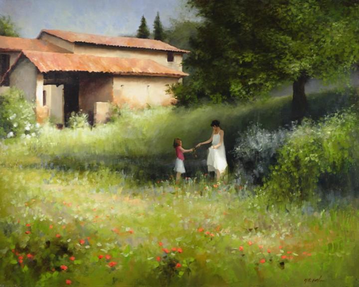 Tous les paysages en peinture. - Page 9 F8da3110
